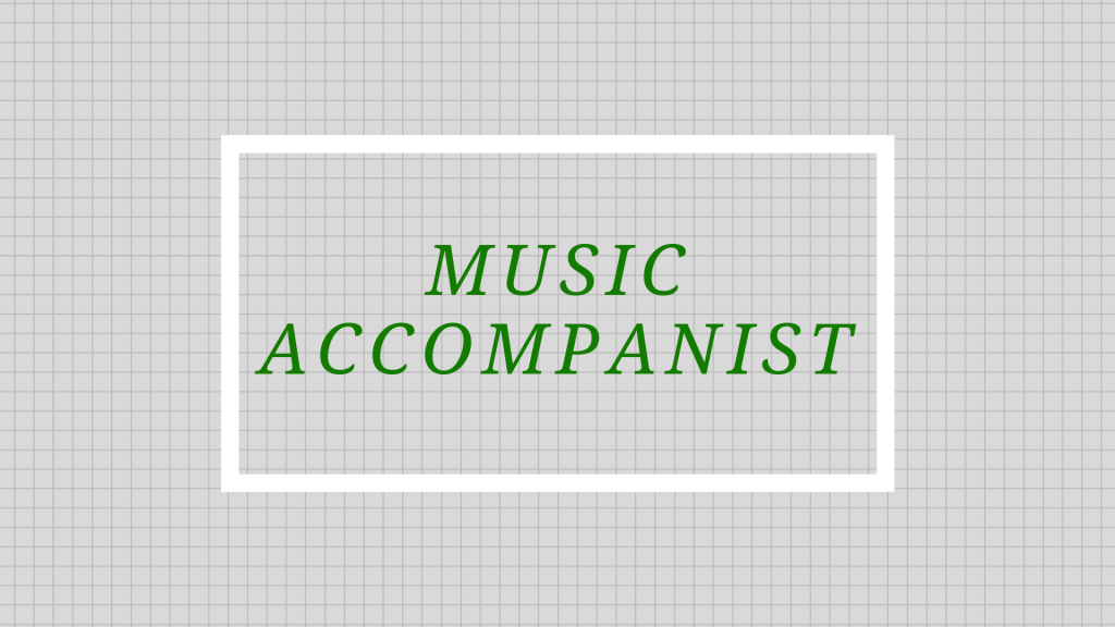Music-Accompanist