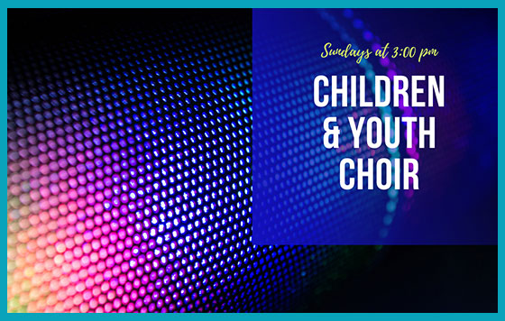 Children and youth choir